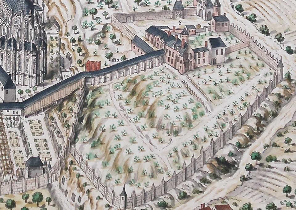 Rougemont_extrait_Gaignieres_marmoutier_1699
